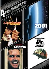 4 Film Favorites: Stanley Kubrick Films (A