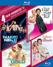 4 Film Favorites: Matthew McConaughey (Magic Mike