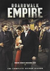 Boardwalk Empire - Complete 2nd Season (5-DVD)