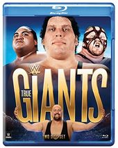Wrestling - WWE: True Giants (Blu-ray)