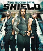 Wrestling - WWE: The Destruction of the Shield