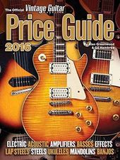 Guitars -The Official Vintage Guitar Magazine