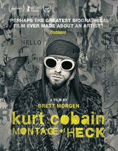 Kurt Cobain - Montage of Heck (Blu-ray)