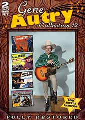 Gene Autry Collection 12 (Sagebrush Troubadour /