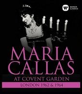 Maria Callas at Covent Garden - 1962 & 1964