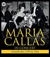 Maria Callas In Concert Hamburg 1959 & 1962