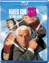 The Naked Gun 33 1/3: The Final Insult (Blu-ray)