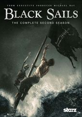 Black Sails - Complete 2nd Season (3-DVD)