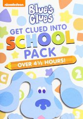 Blue's Clues: Get Clued Into School Pack (3-DVD)