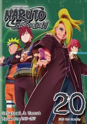 Naruto: Shippuden - Box Set 20 (2-DVD)