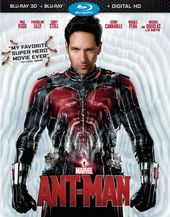 Marvel Cinematic Universe - Ant-Man 3D (Blu-ray)