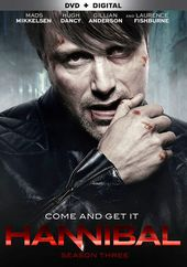 Hannibal - Season 3 (4-DVD)