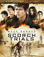 Maze Runner: The Scorch Trials (Blu-ray + DVD)