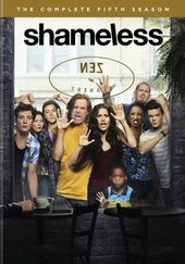 Shameless - Complete 5th Season (3-DVD)