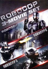 Robocop Trilogy Collection (3-DVD)