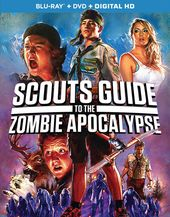 Scouts Guide to the Zombie Apocalypse (Blu-ray +