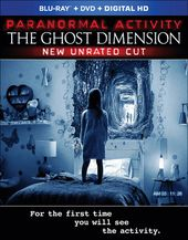 Paranormal Activity: The Ghost Dimension (Blu-ray