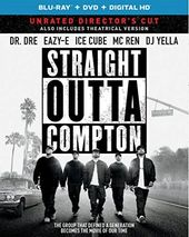Straight Outta Compton (Blu-ray + DVD)
