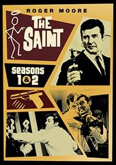 The Saint - Seasons 1 & 2 (10-DVD)