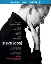 Steve Jobs (Blu-ray + DVD)