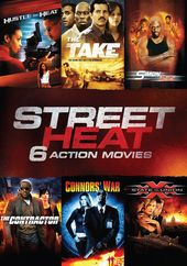 Street Heat - 6 Action Movies (2-DVD)