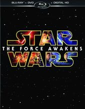 Star Wars: The Force Awakens (Blu-ray + DVD)