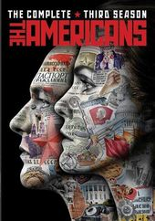 The Americans - Complete 3rd Season (4-DVD)