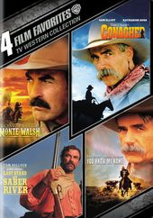 4 Film Favorites: TV Western Collection (Monte