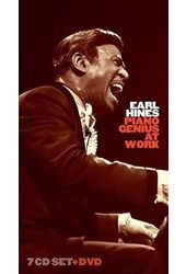 Piano Genius at Work (7-CD + DVD)