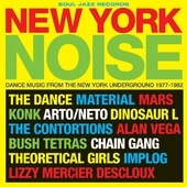 New York Noise: Dance Music from the New York