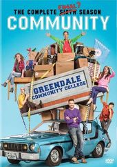 Community - Season 6 (2-DVD)
