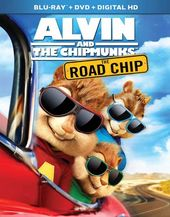 Alvin and the Chipmunks: The Road Chip (Blu-ray +