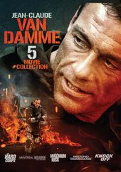 Jean-Claude Van Damme: 5 Movie Collection (2-DVD)
