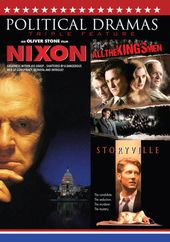 Political Dramas (Nixon / All the King's Men /
