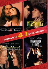 4-In-1 Romance Collection: The Scarlet Letter /