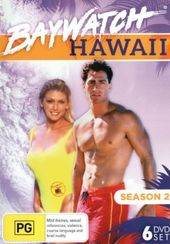 Baywatch Hawaii - Season 2 [Import] (6-DVD)