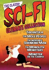 The Classic Sci-Fi Ultimate Collection (3-DVD)