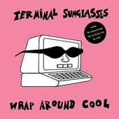 Terminal Sunglasses - Wrap Around Cool (Pink