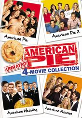 American Pie 4-Movie Collection (4-DVD)