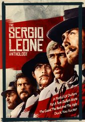 The Sergio Leone Anthology (4-DVD)