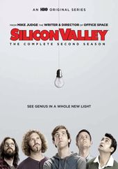 Silicon Valley - Complete Second Season (2-DVD)