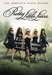 Pretty Little Liars - Complete 6th Season (5-DVD)