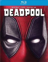 Deadpool (Blu-ray + DVD)