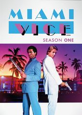 Miami Vice - Season 1 (4-DVD)