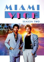 Miami Vice - Season 2 (4-DVD)