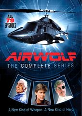Airwolf - Complete Series (14-DVD)