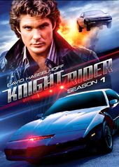 Knight Rider - Season 1 (4-DVD)
