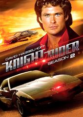 Knight Rider - Season 2 (4-DVD)