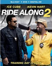 Ride Along 2 (Blu-ray + DVD)