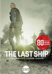 The Last Ship - Complete 2nd Season (3-DVD)